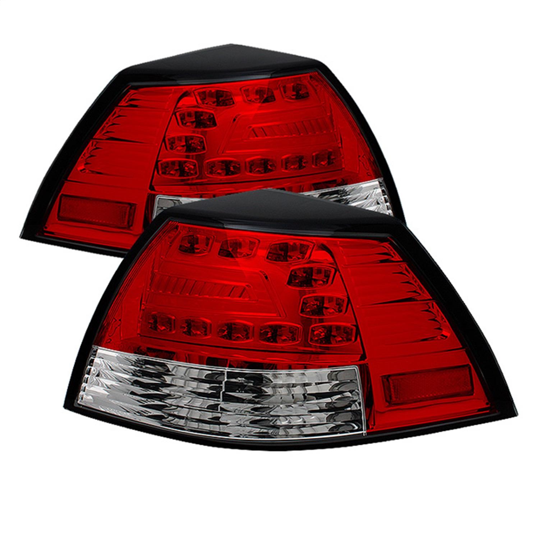 Spyder Auto 5008602 LED Tail Lights Fits 08-09 G8