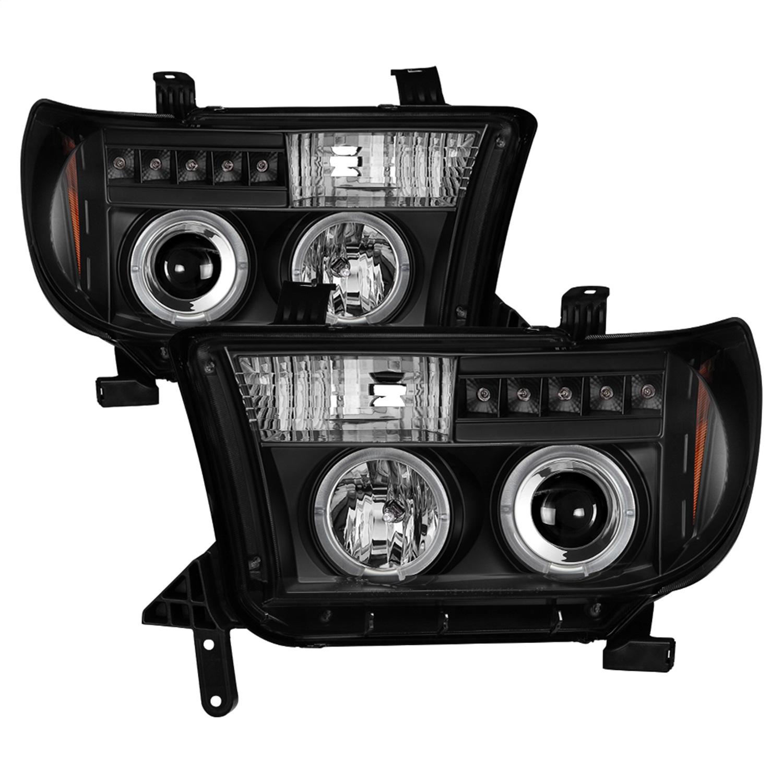 Spyder Auto 5012029 Halo Projector Headlights Fits 07 13