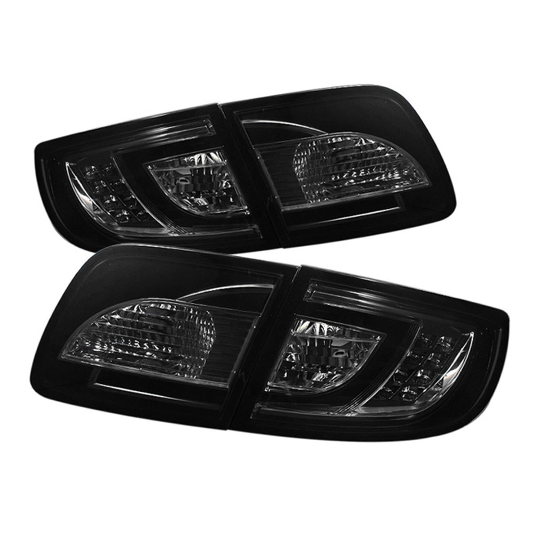 Spyder Auto 5017406 LED Tail Lights Fits 04-08 3