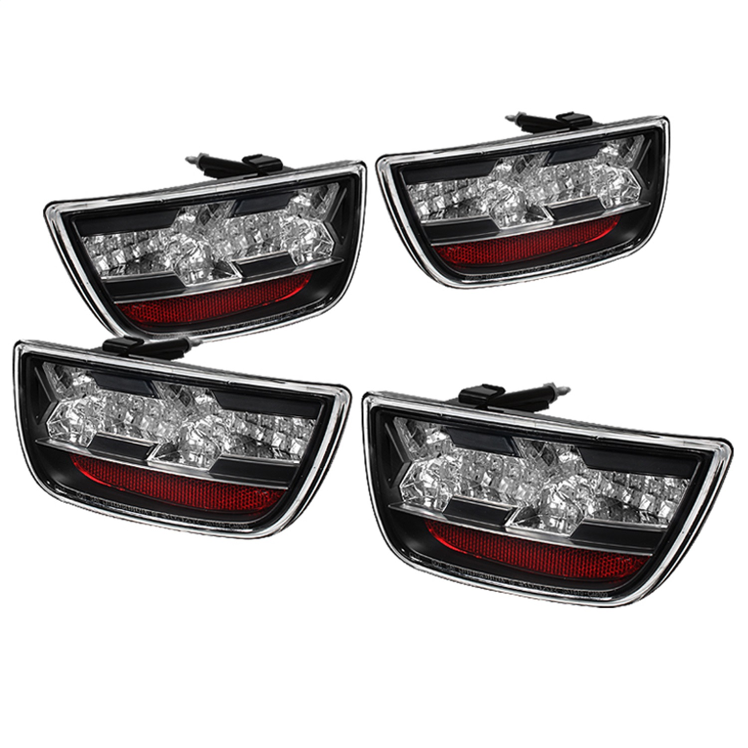 Spyder Auto 5032188 LED Tail Lights Fits 10-13 Camaro
