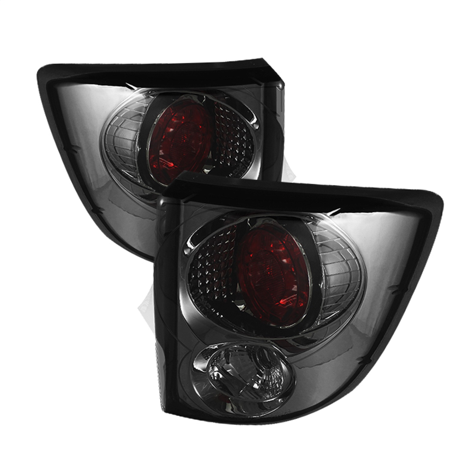 Spyder Auto 5033703 Euro Style Tail Lights Fits 00-05 Celica