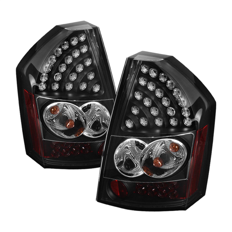 Spyder Auto 5034373 LED Tail Lights Fits 08-10 300
