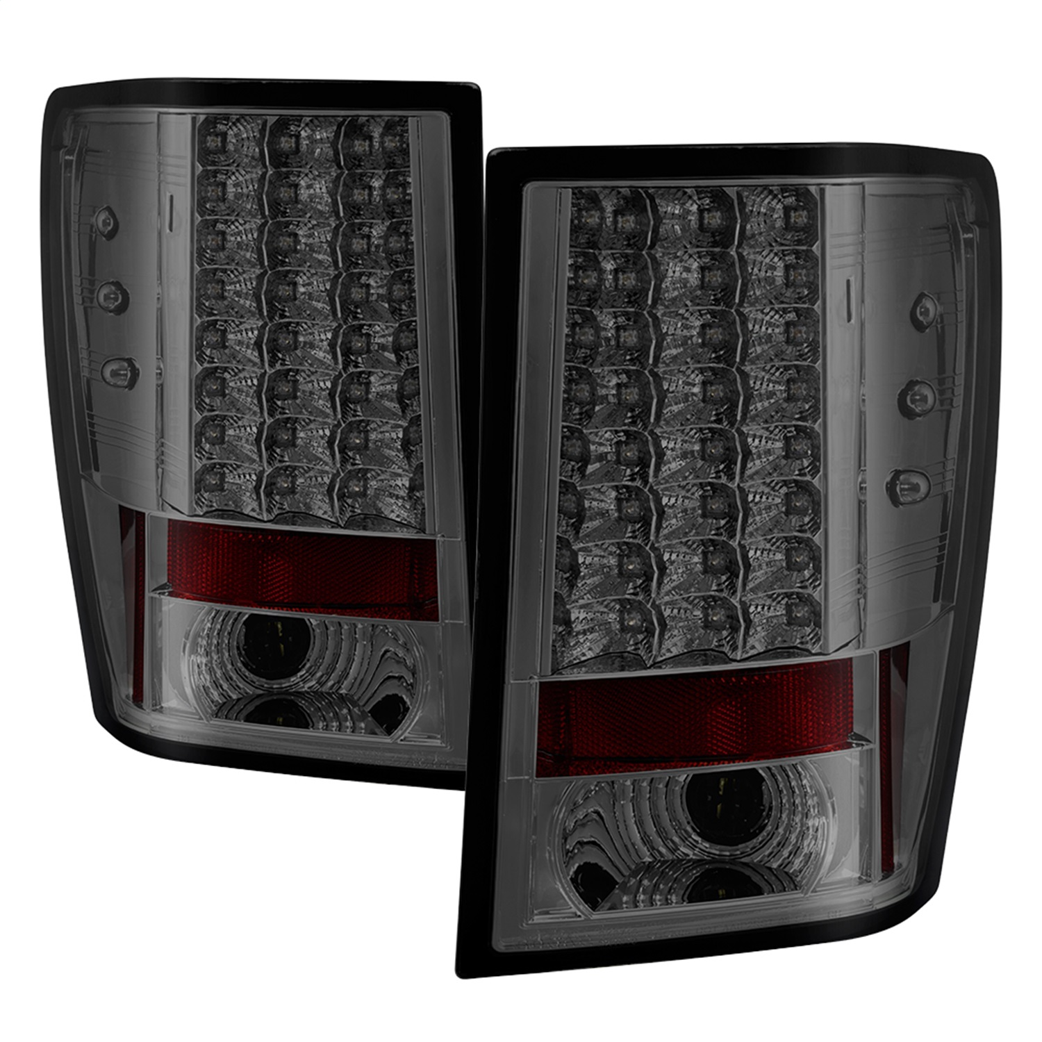Spyder Auto 5070227 LED Tail Lights Fits 07-10 Grand Cherokee