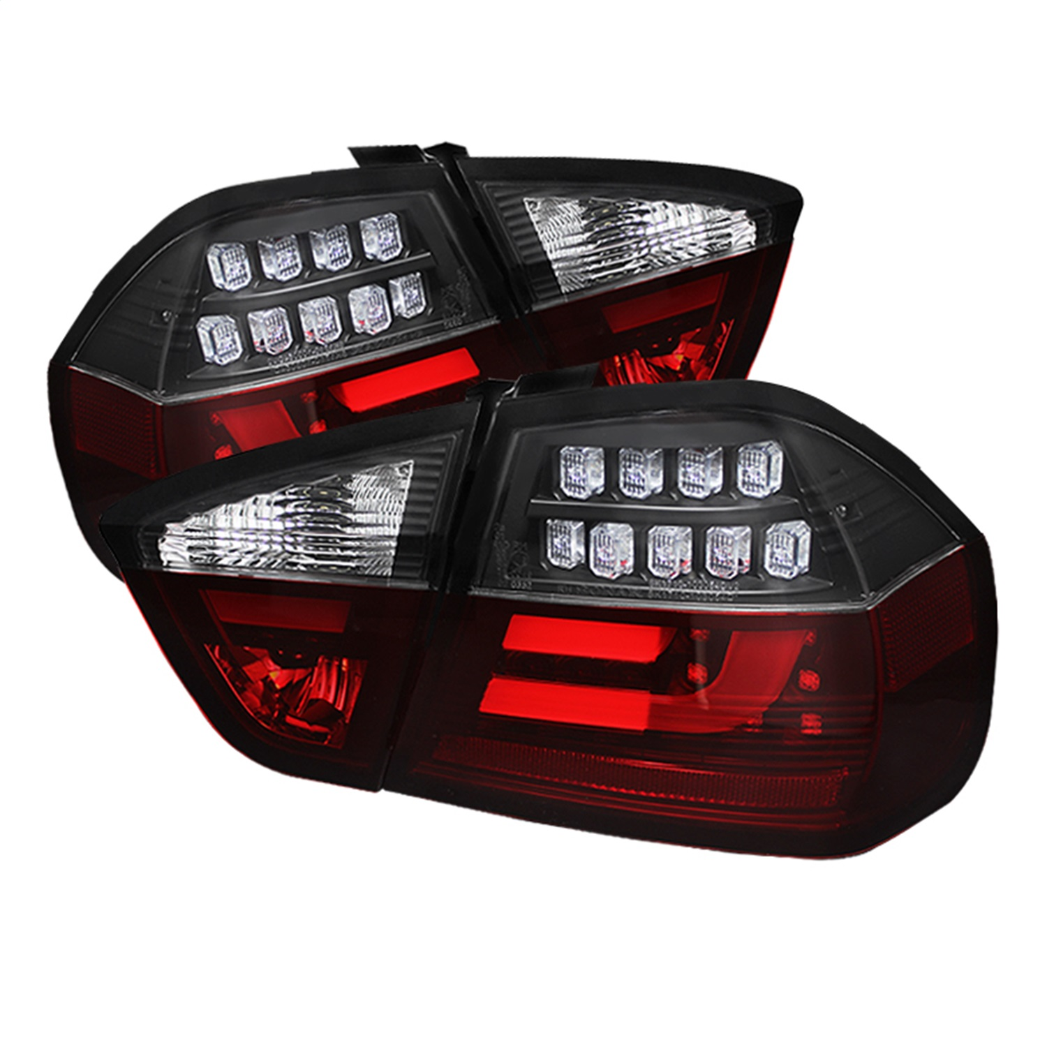 Spyder Auto 5071958 LED Indicator Light Bar LED Tail Lights