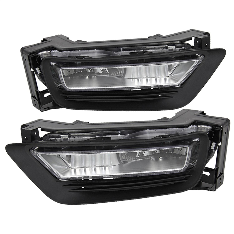 Spyder Auto Fog Lights Fits 13 15 Accord