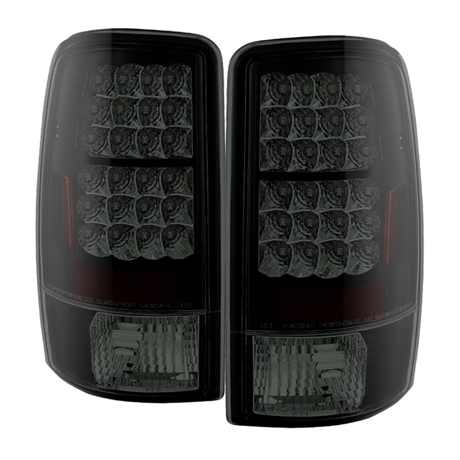 Spyder Auto 5078001 LED Tail Lights Fits Suburban 1500 Tahoe Yukon Yukon XL 1500