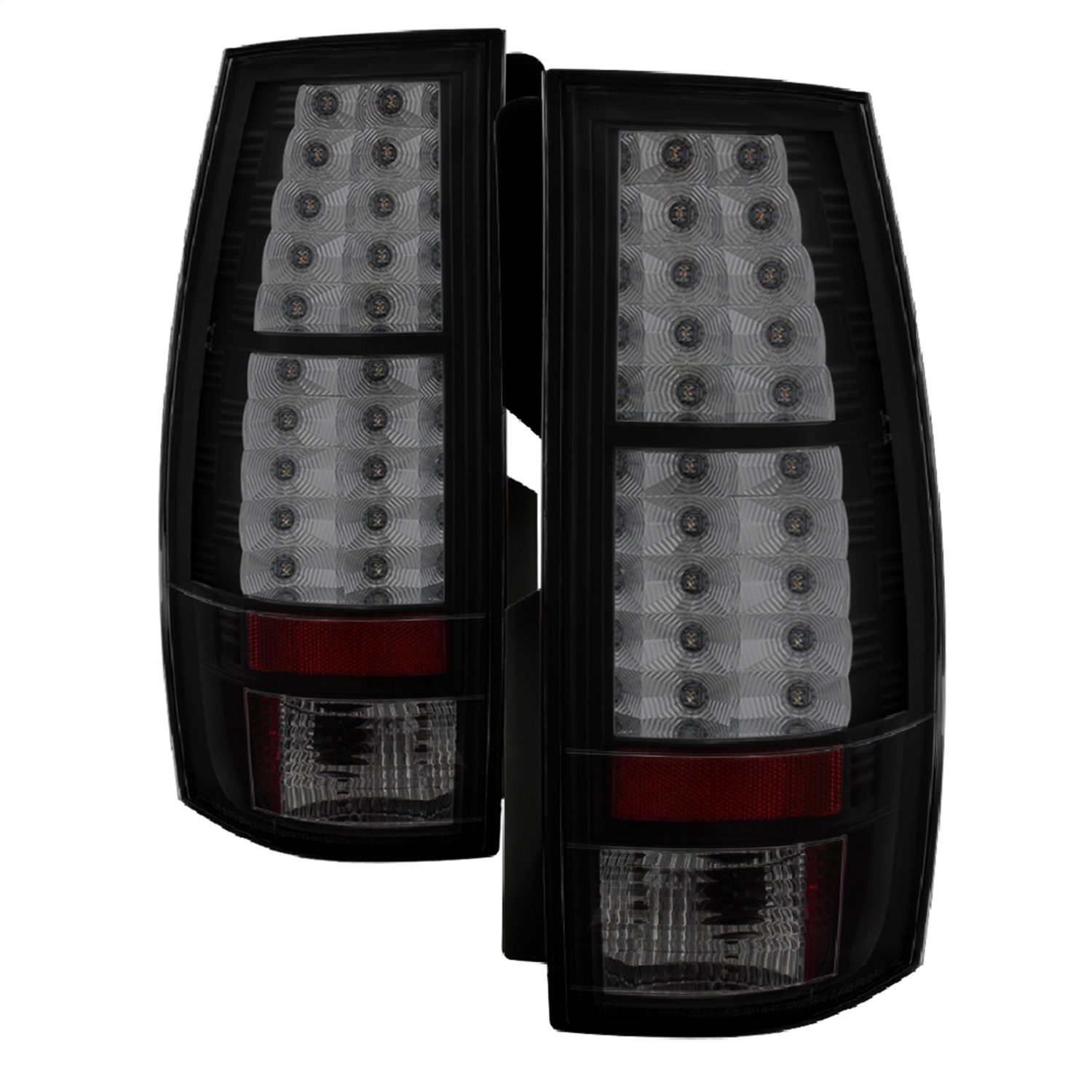 Spyder Auto 5078087 LED Tail Lights Fits Suburban 1500 Suburban 2500 Tahoe Yukon