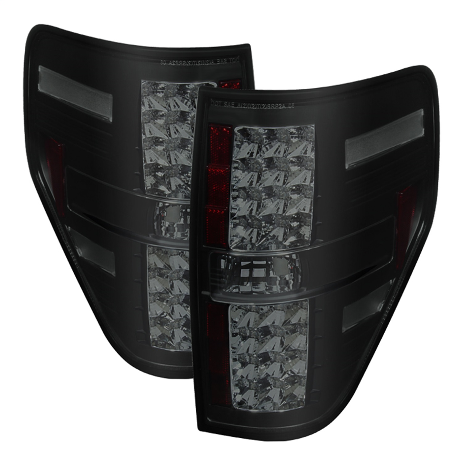 Spyder Auto 5078148 LED Tail Lights Fits 09-14 F-150