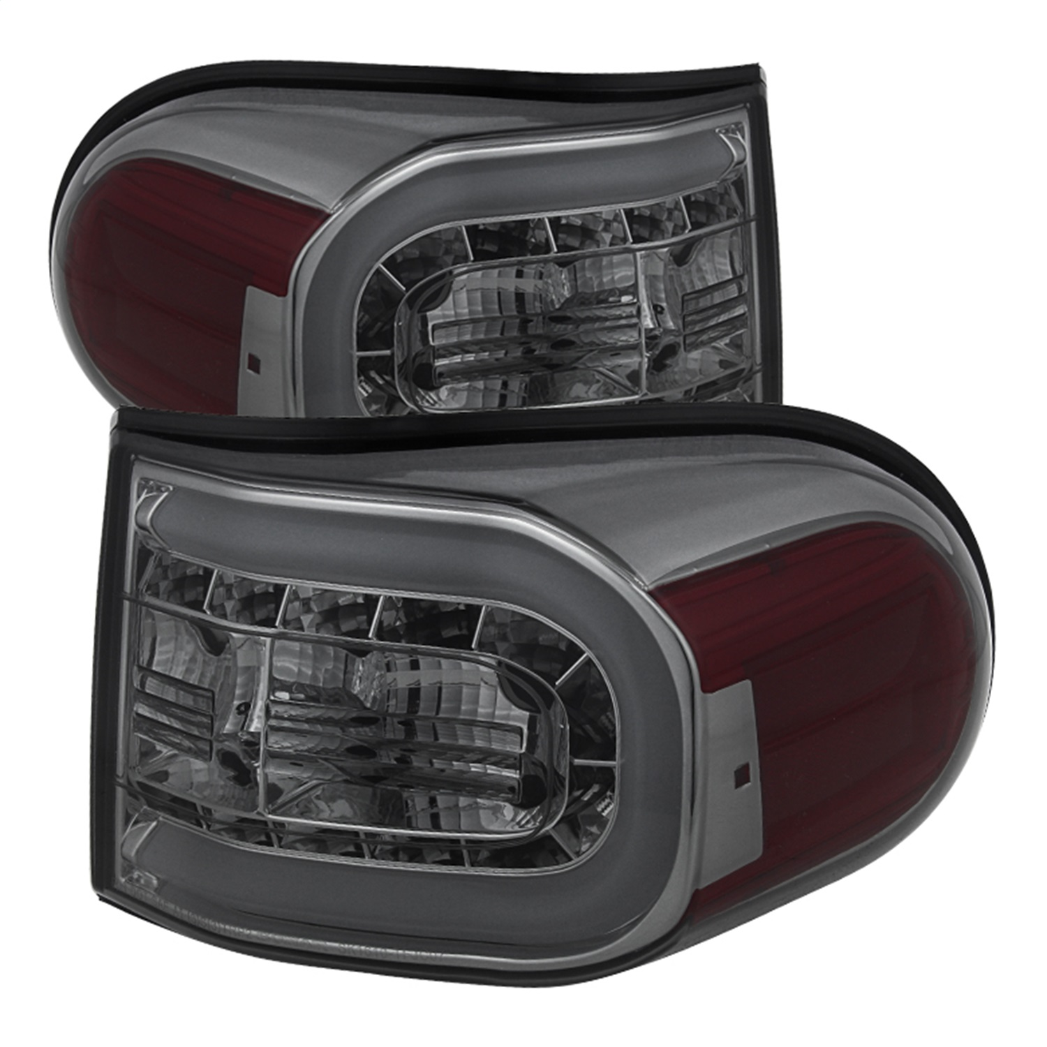 Spyder Auto 5079466 Light Bar LED Tail Lights Fits 07-13 FJ Cruiser