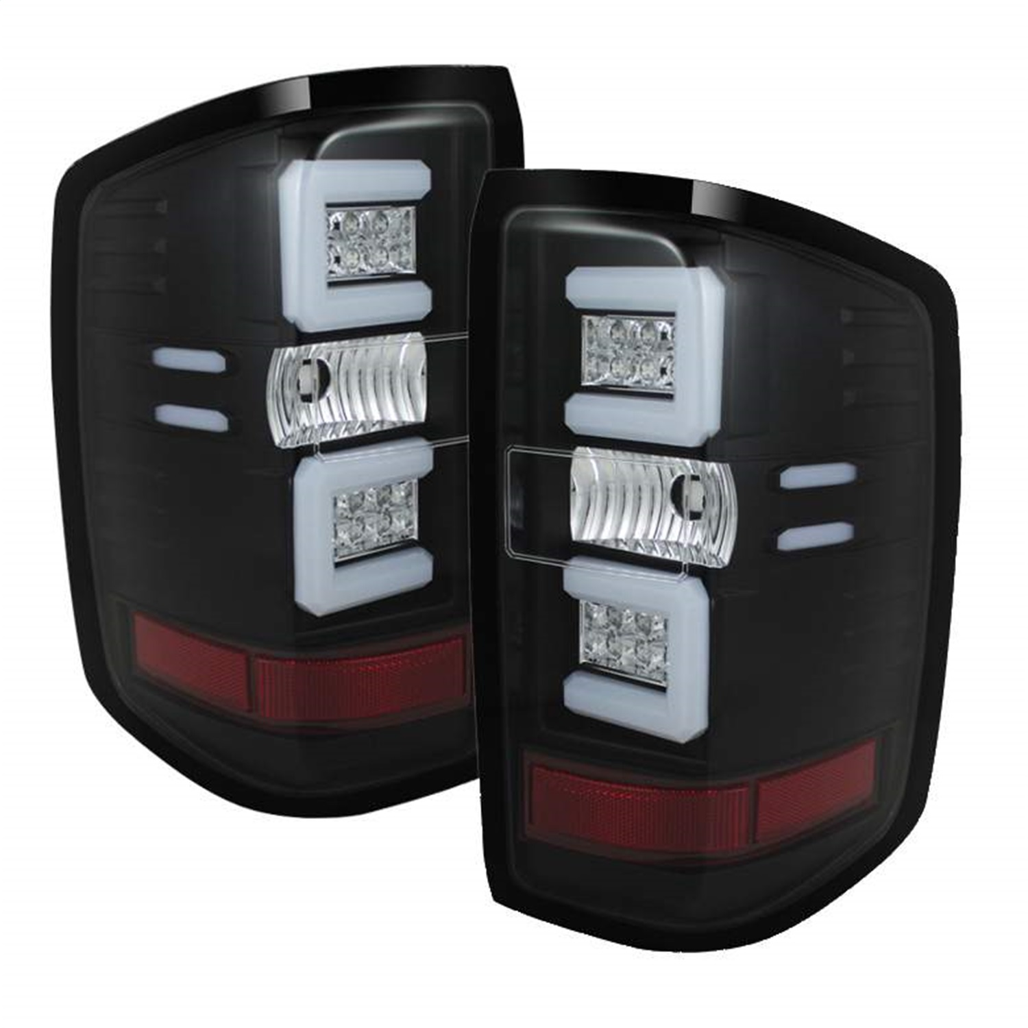 Spyder Auto 5079985 Light Bar LED Tail Lights