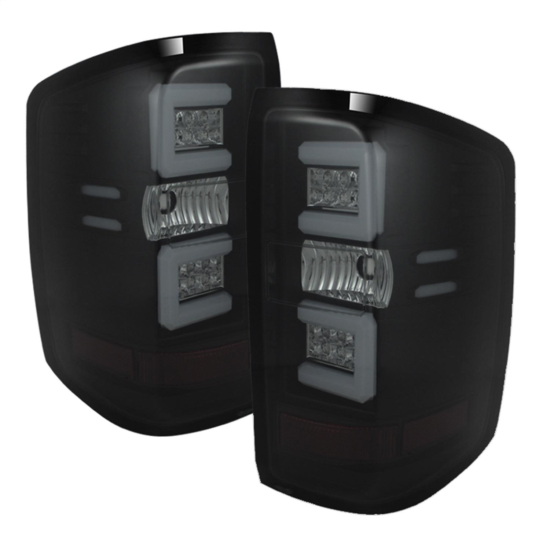 Spyder Auto 5079992 Light Bar LED Tail Lights