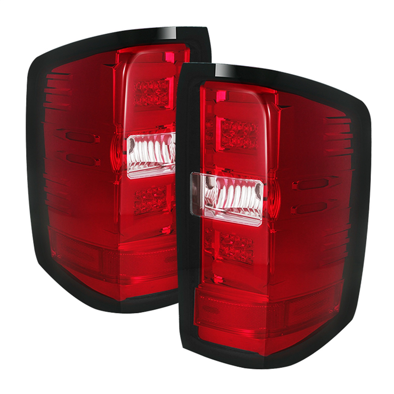 Spyder Auto 5080011 Light Bar LED Tail Lights