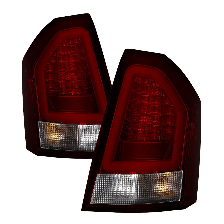 Spyder Auto 5083395 Light Bar LED Tail Lights Fits 08-10 300