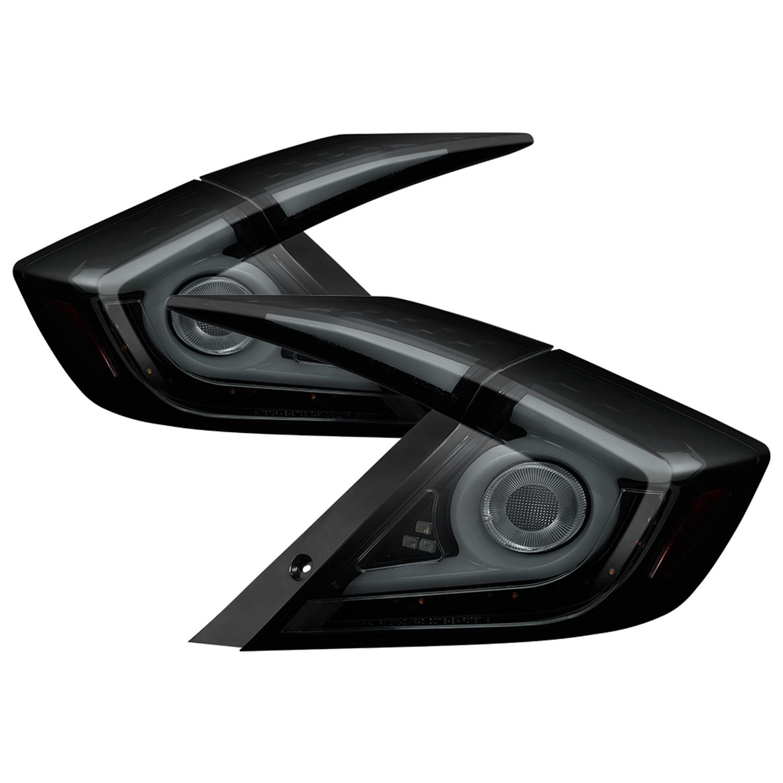 Spyder Auto 5086440 Light Bar LED Tail Lights Fits 16-19 Civic