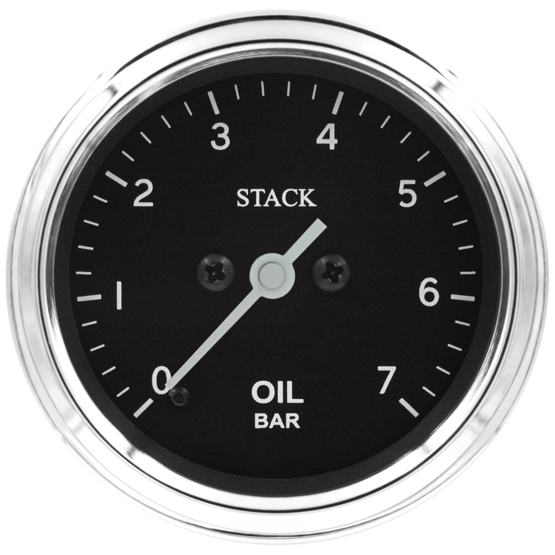 Stack ST3301C Stack Instrument Electric Oil Pressure Gauge