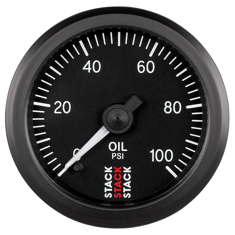 Stack ST3302 Pro Stepper Oil Pressure Gauge