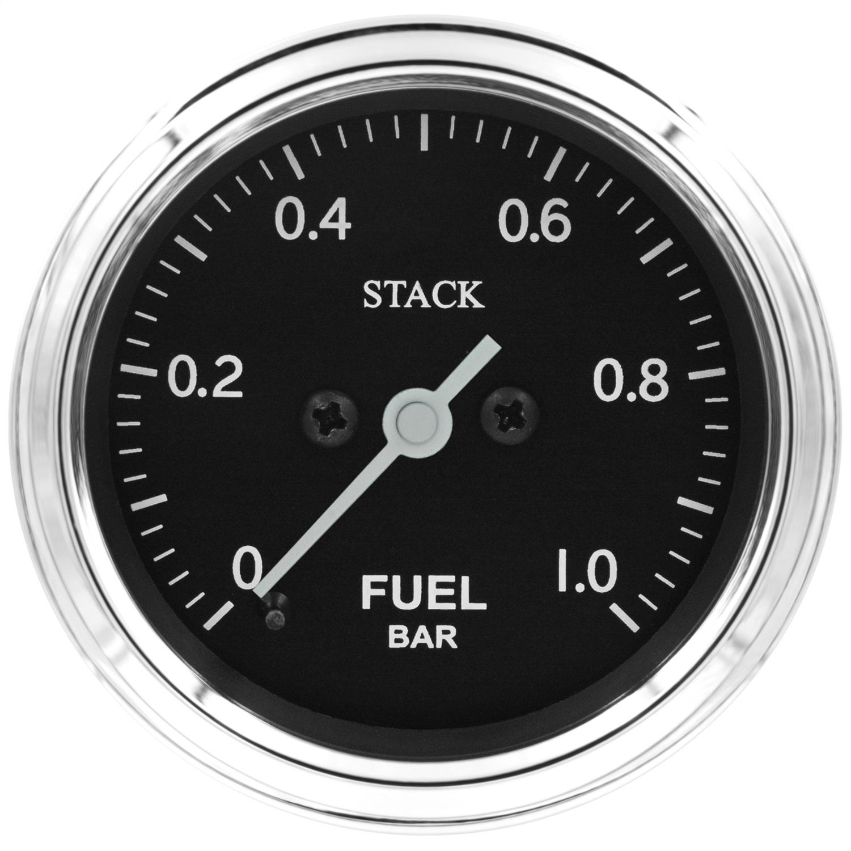 Stack ST3303C Stack Instrument Electric Fuel Pressure Gauge