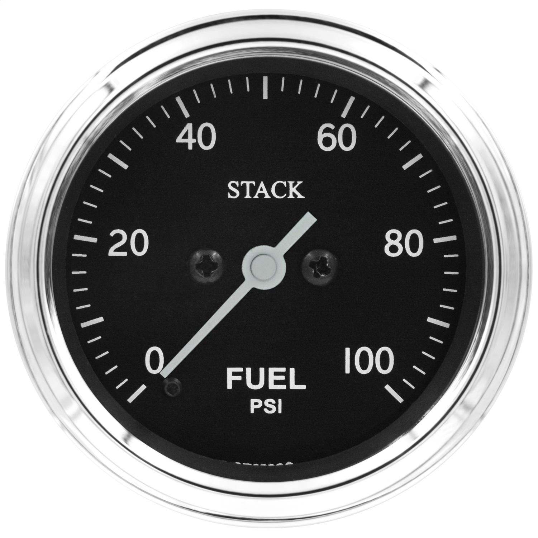 Stack ST3306C Stack Instrument Electric Fuel Pressure Gauge