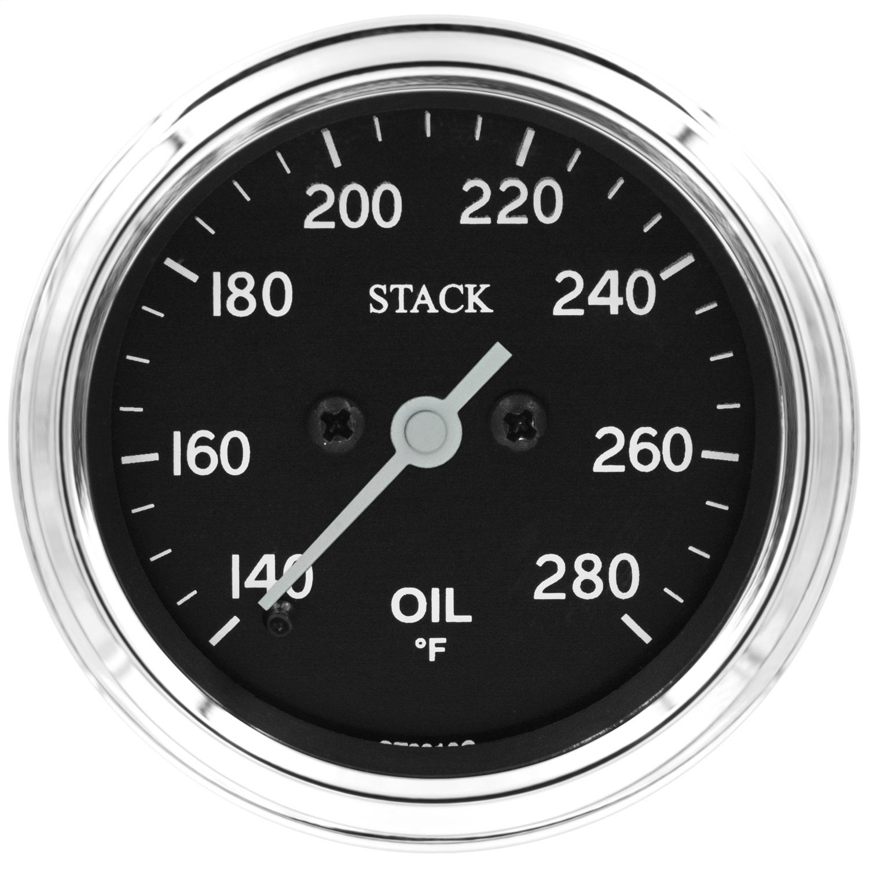Stack ST3310C Stack Instrument Electric Oil Temp Gauge