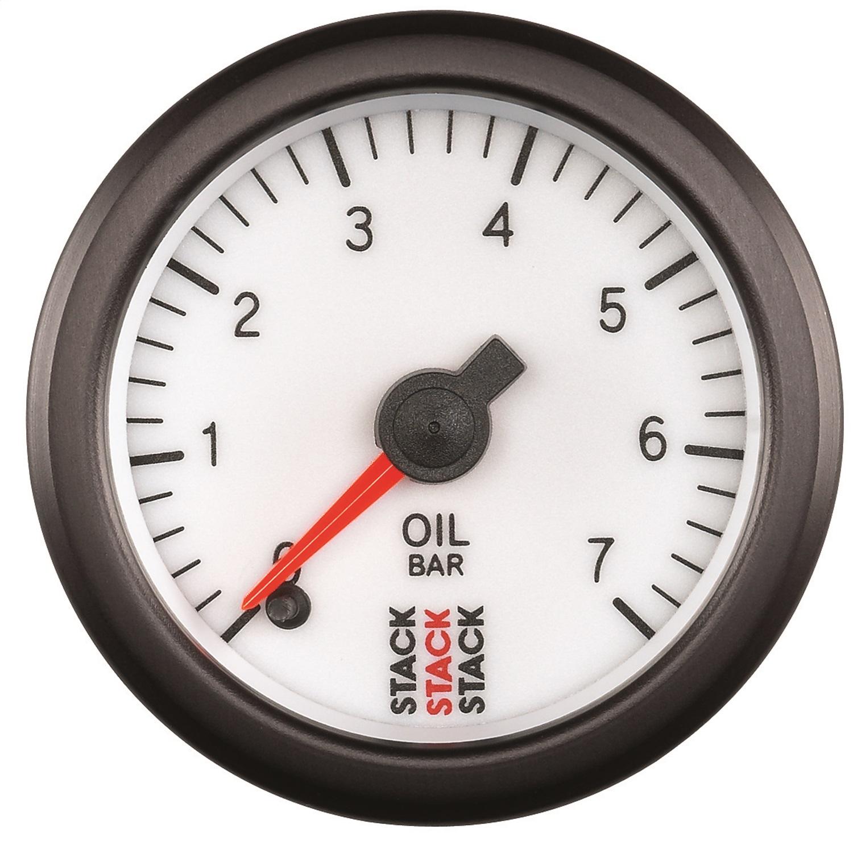 Stack ST3351 Pro Stepper Oil Pressure Gauge
