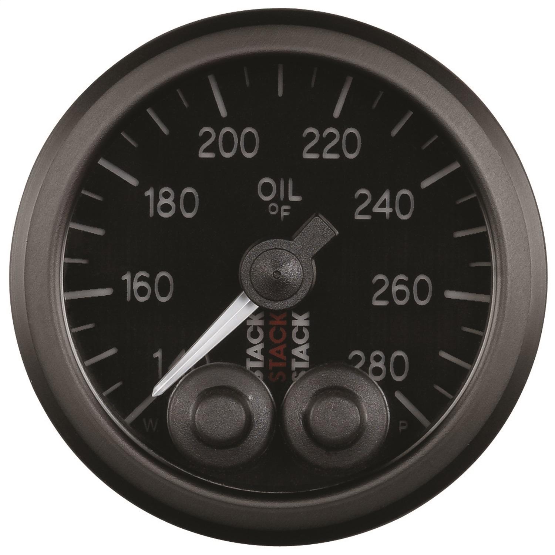 Stack ST3510 Pro-Control Oil Temperature Gauge