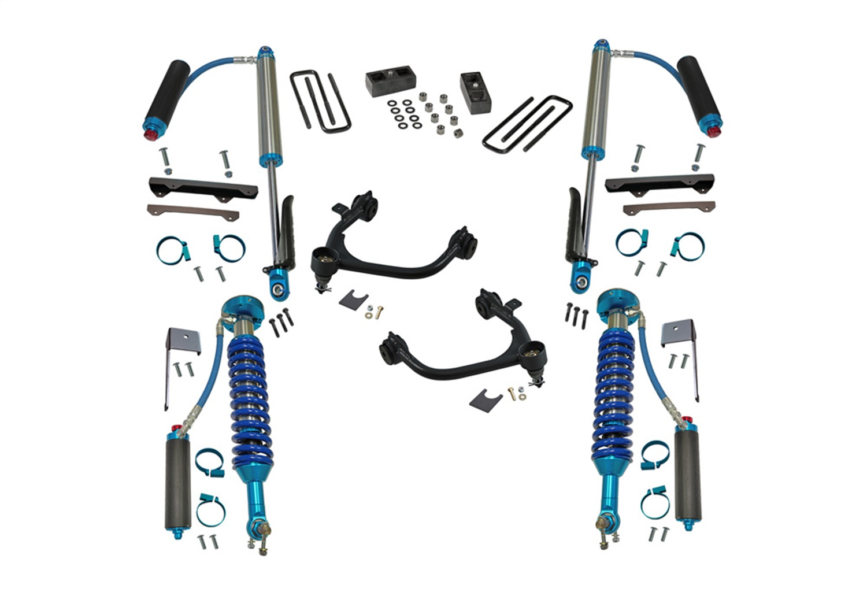 Superlift 3900KG Suspension Lift Kit Fits 19-20 Sierra 1500 Silverado 1500