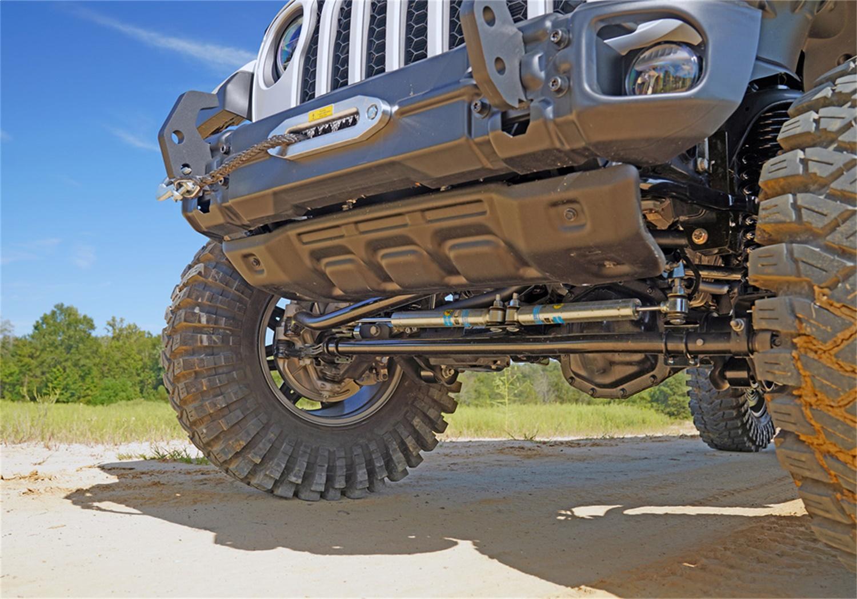 Wrangler JL Superlift 5824 Track Bar Bracket Kit Fits 18-20 Wrangler JK