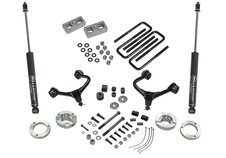 Superlift K1012 Suspension Lift Kit Fits 05-20 Tacoma