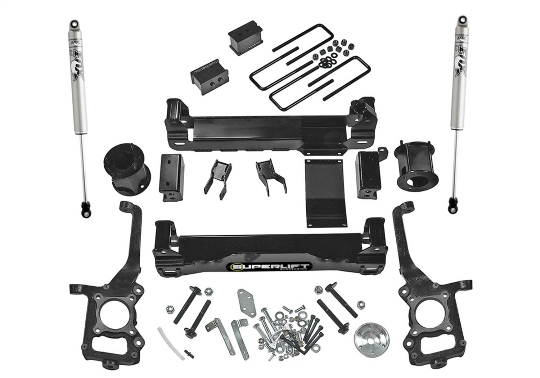 Superlift K174F Suspension Lift Kit Fits 04-08 F-150