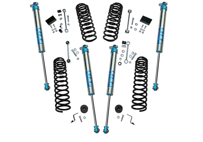 Superlift K183KG Suspension Lift Kit Fits 18-20 Wrangler (JK) Wrangler (JL)