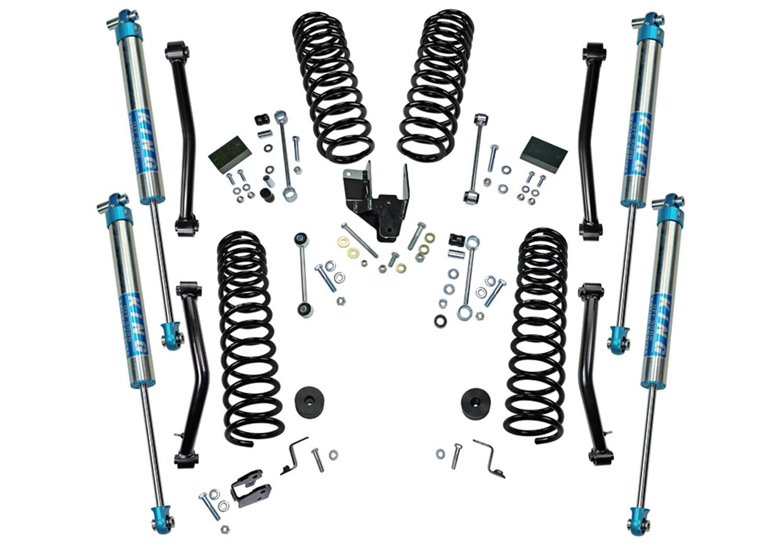Superlift K186KG Suspension Lift Kit Fits 18-20 Wrangler (JK) Wrangler (JL)