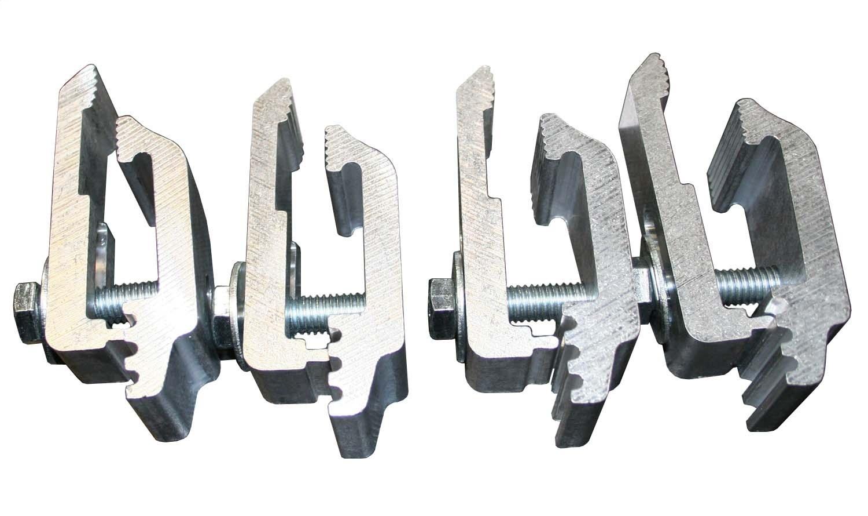 Truxedo 1117460 TonneauMate Clamp Kit Fits 04-19 Titan Titan XD