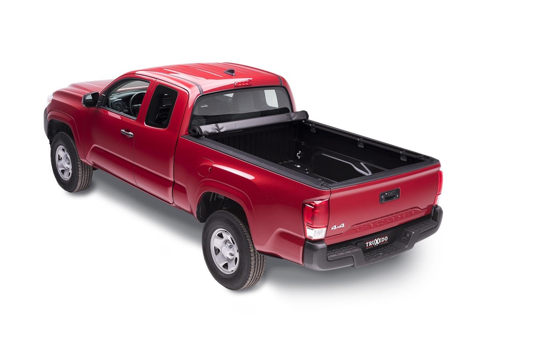 Truxedo 555901 TruXedo Lo Pro QT Tonneau Cover Fits 05-15 Tacoma