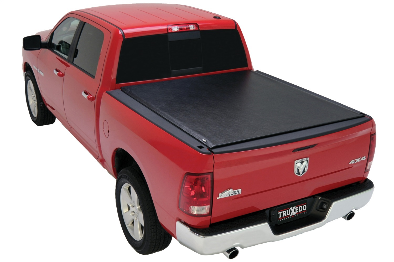 Truxedo 548101 TruXedo Lo Pro QT Tonneau Cover Fits Ram 1500 Ram 2500 Ram 3500