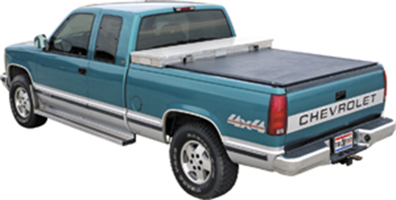 Truxedo 549101 TruXedo Lo Pro QT Tonneau Cover Fits C1500 Pickup K1500 Pickup
