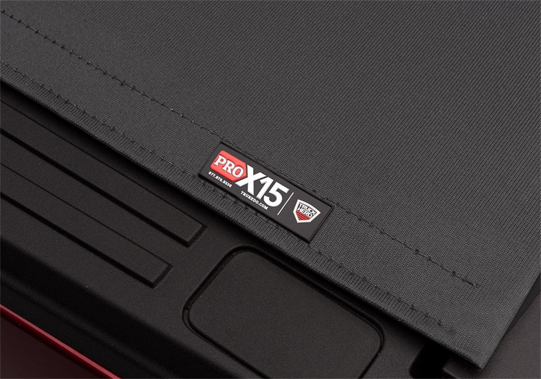 Truxedo 1497601 Pro X15 Tonneau Cover Fits 09-14 F-150