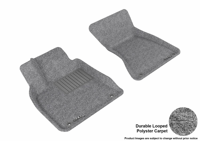 3D MAXpider L1AD00912201 CLASSIC Floor Mat Fits 09-17 Q5 SQ5