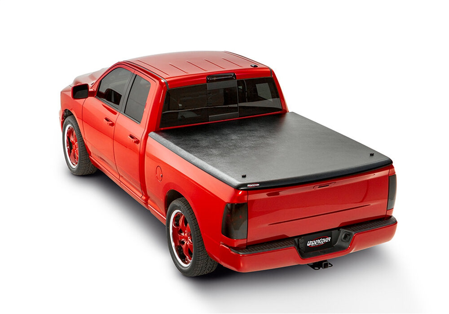 Classic Tonneau Cover, Black, Textured Finish, Non Paintable, Will Not Fit Ram Box
