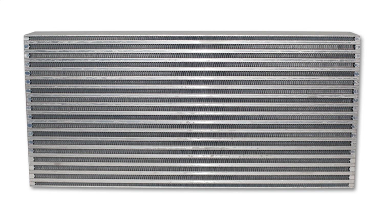 "Vibrant Performance 12832 Intercooler Core; Core Size: 25""W x 12""H x 3.25""Thick"