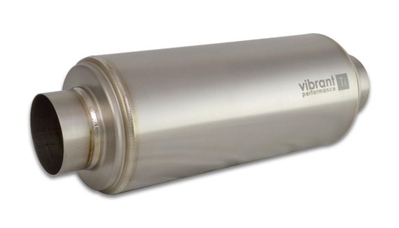 Vibrant Performance 17527 Titanium Resonator