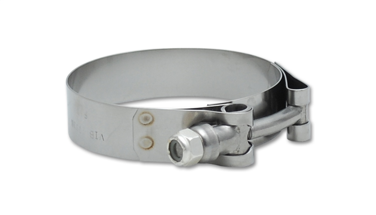 Vibrant Performance 2788 304 Stainless Steel T-Bolt Clamp