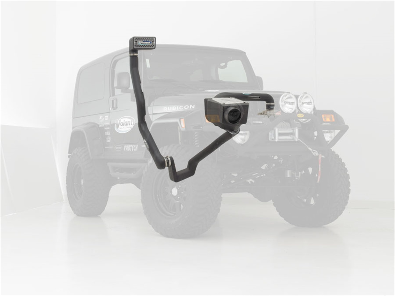 Volant Air Intake System 2000-2006 Jeep Wrangler TJ 4.0L L6 17540