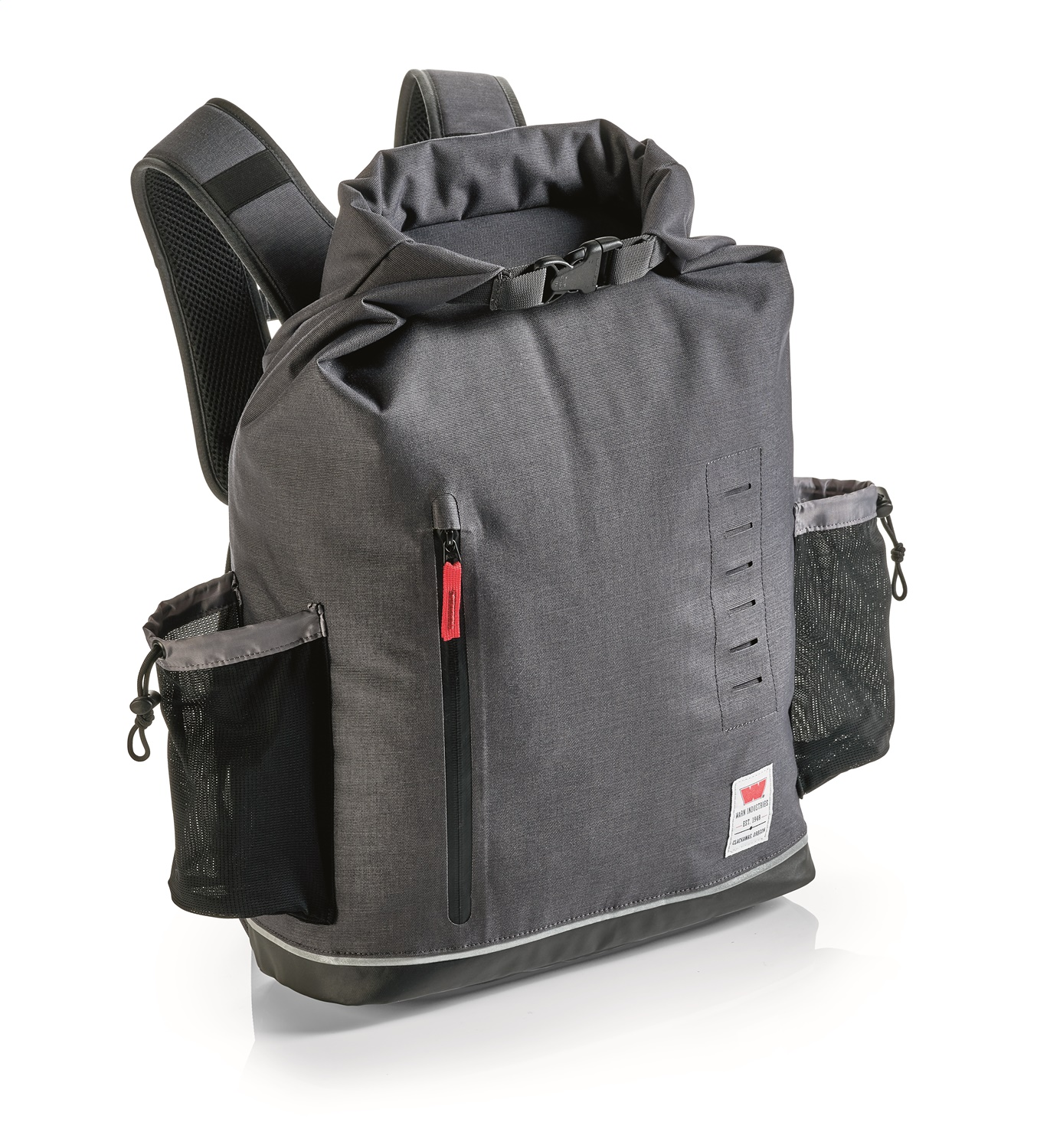 Warn 102862 Epic Roll Top Backpack