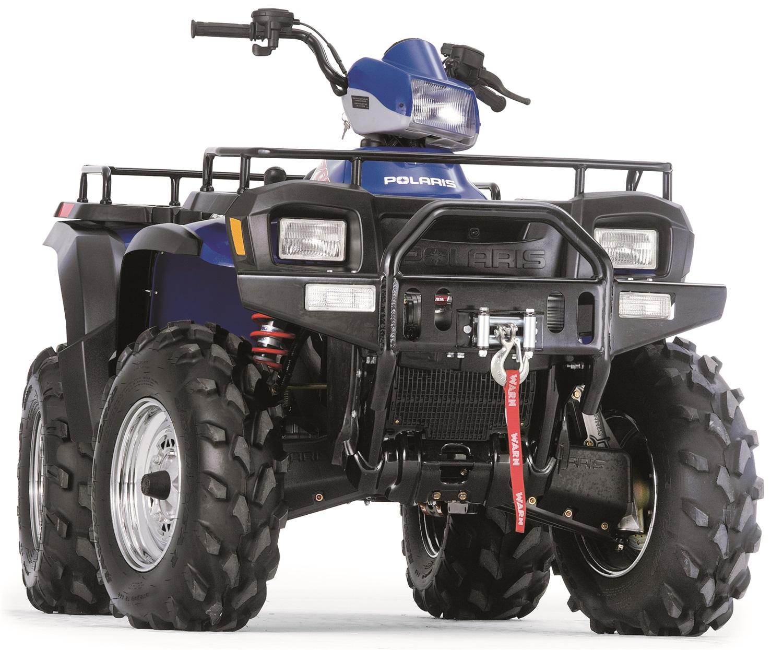 Warn 62323 ATV Front Bumper