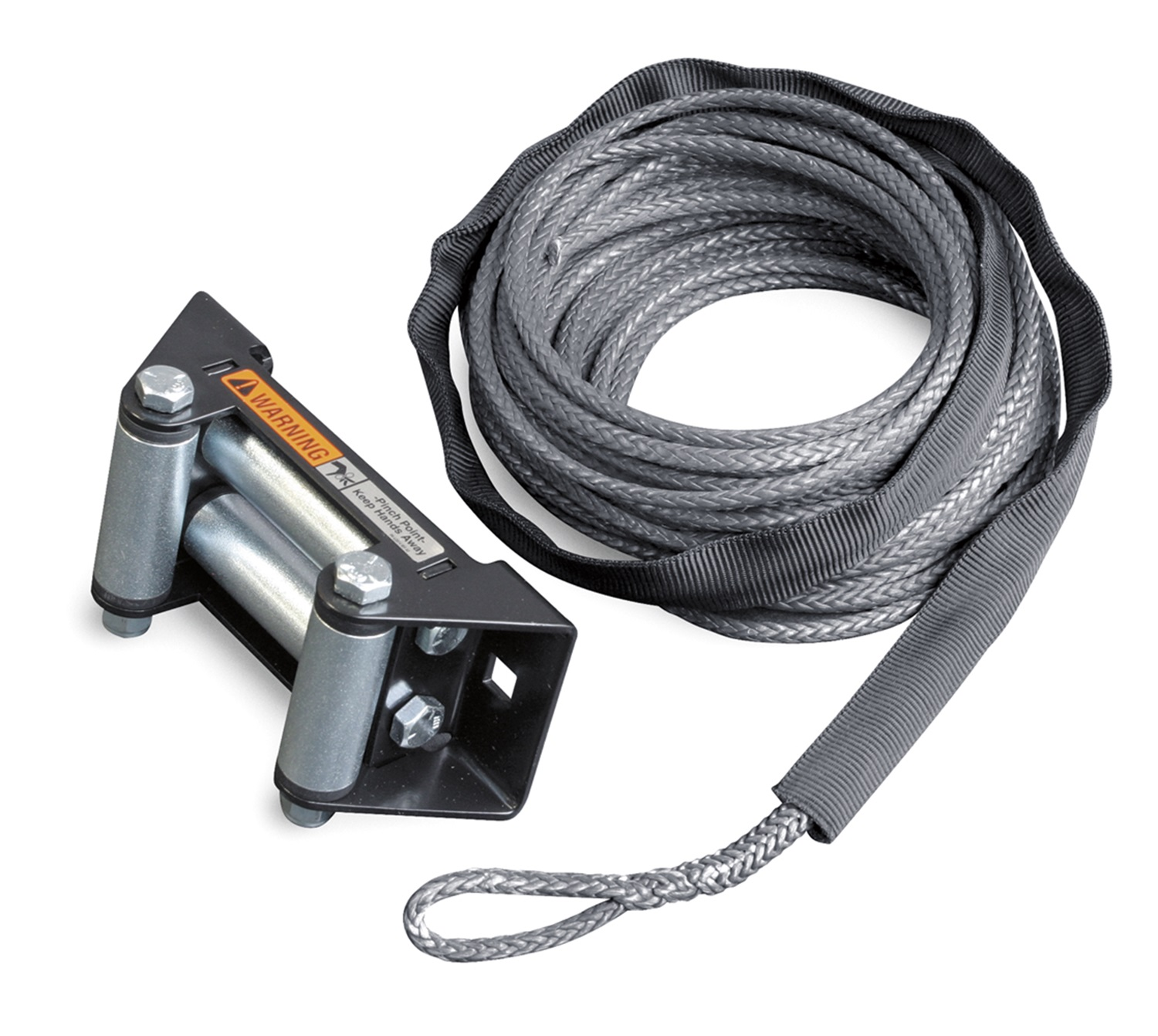 Warn 72128 Synthetic Rope Replacement Kit Ebay