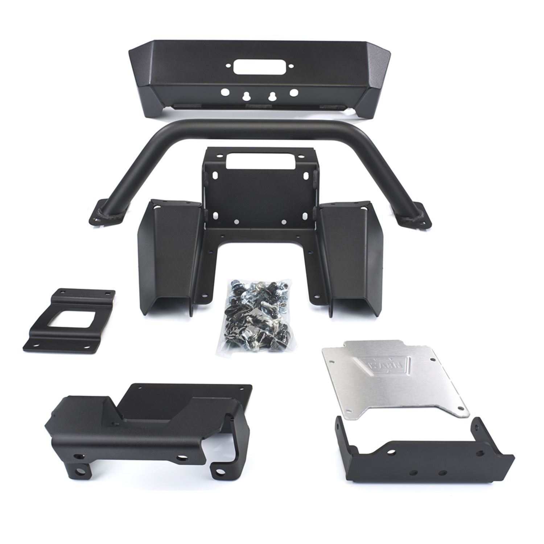 Warn 92337 ATV Front Bumper Fits 14 RZR XP 1000 EPS RZR XP 4 1000 EPS