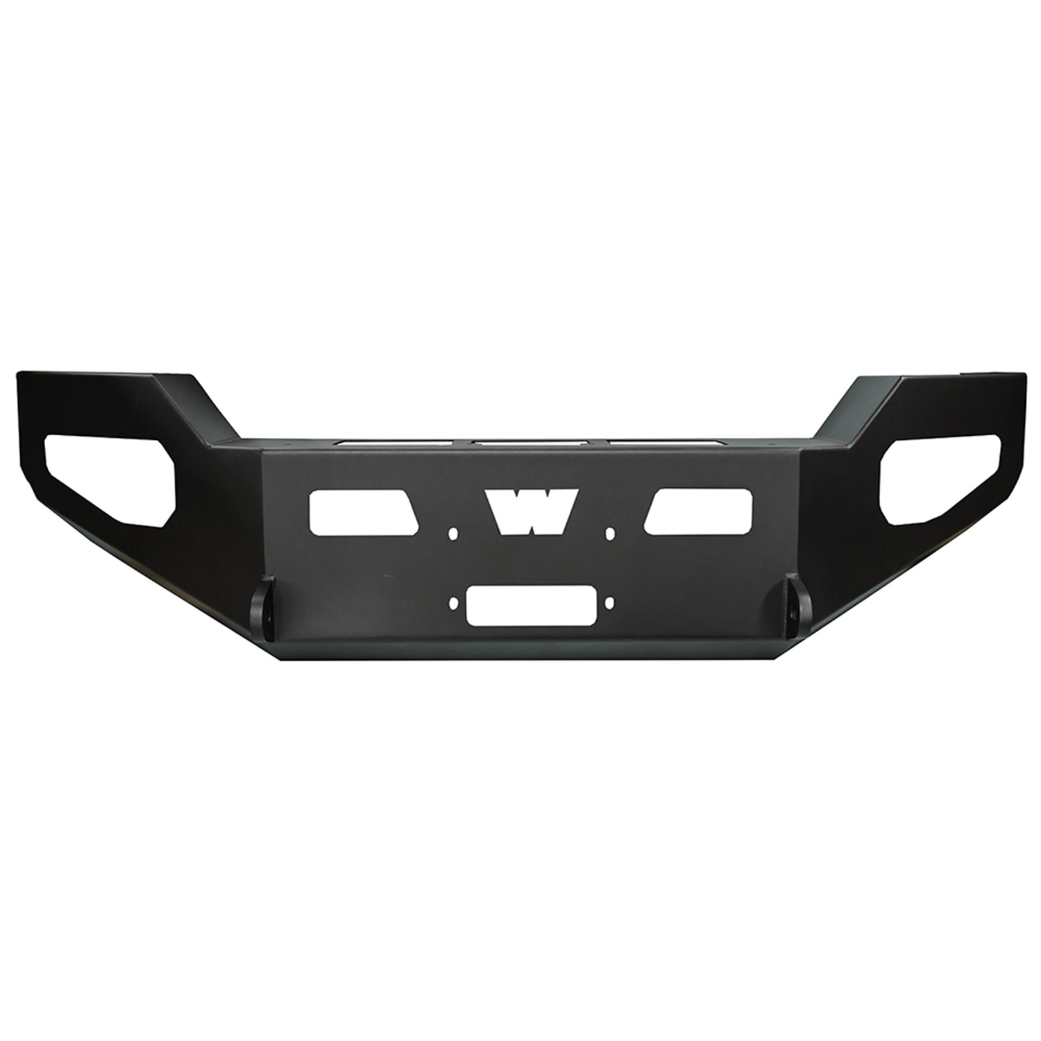 Warn 95230 Heavy Duty Bumper Fits 15 Sierra 2500 HD Sierra 3500 HD