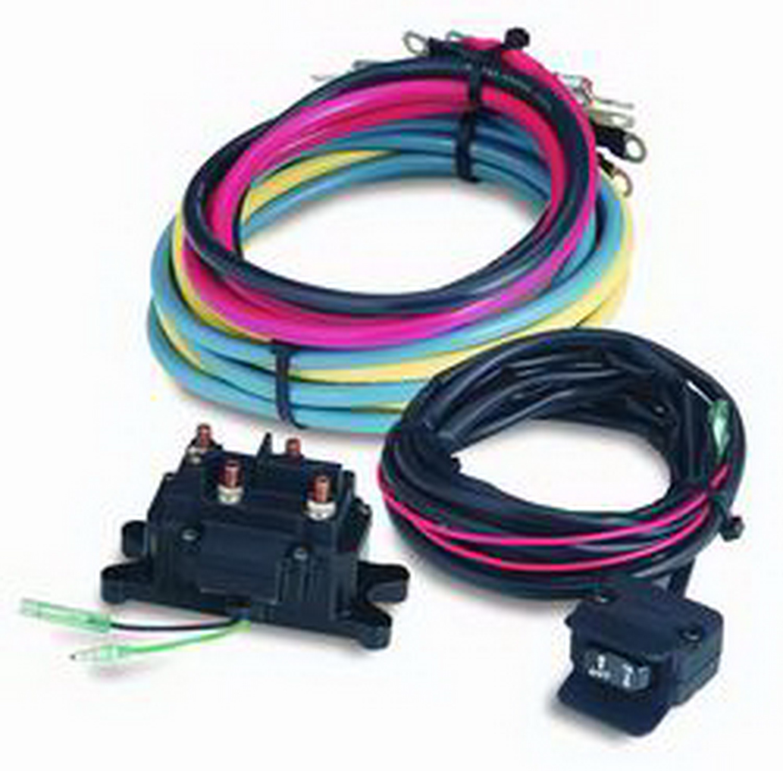 Warn A Winch Control Switch Wiring Diagram on
