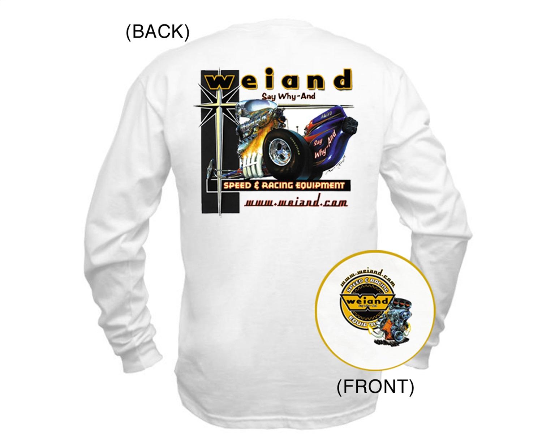 Weiand 10011-MDWND Weiand Retro T-Shirt