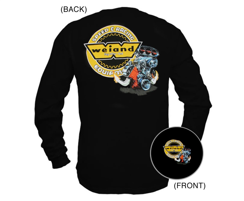 Weiand 10012-XXXLWND Weiand Hemi T-Shirt